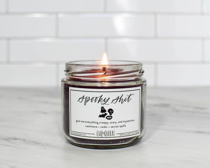 This limited edition subscription box candle is back as a part of our fall collection 2019