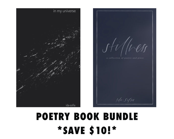 Poetry Book Bundle