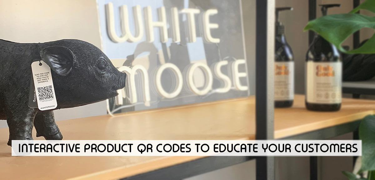 White Moose Wholesale Charity