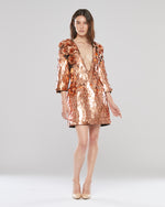 Copper Dress