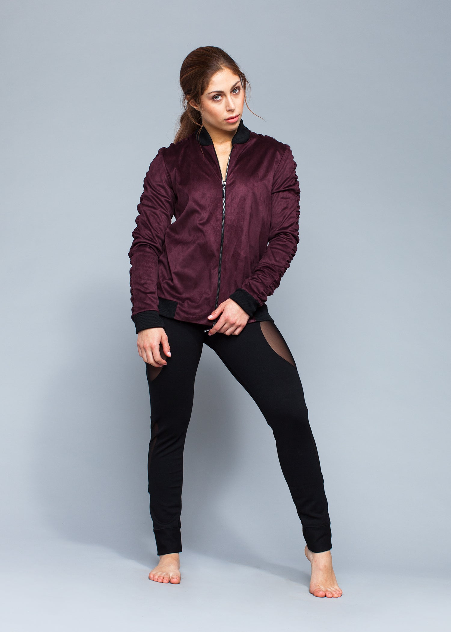 Athluxe track jacket