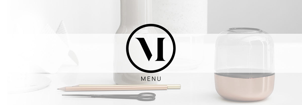 Menu homewares