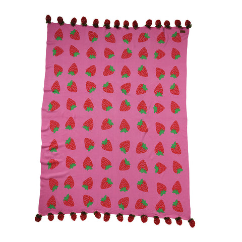 Berrylicious Baby Blanket 90 x 100cm