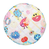 Donut Eat Me Quilted Pea Cushion