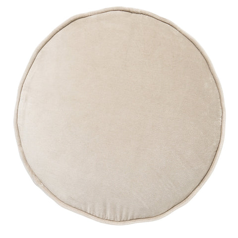 Goldie Velvet Pea Cushion