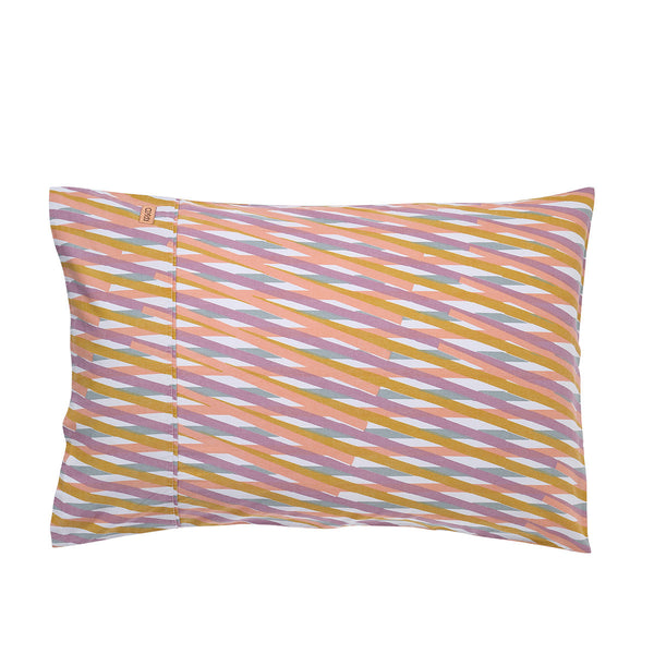 Lattice Biscuit Fall Pillowcase Set