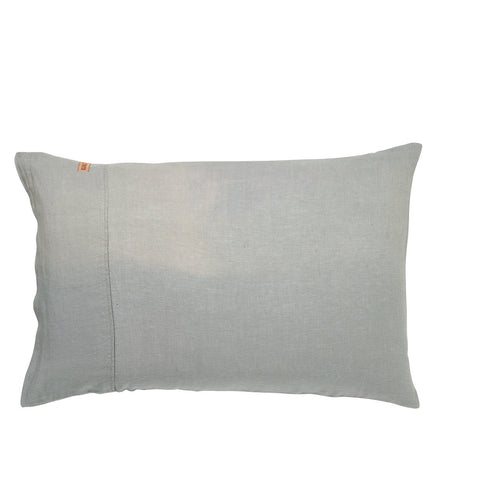 Lead Linen Pillowcase Set