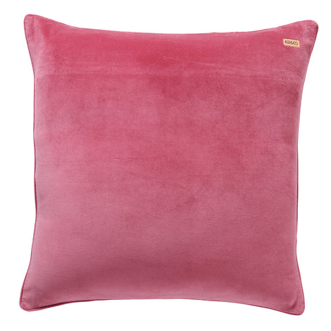 Mauve Velvet Floor Cushion