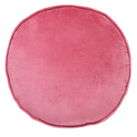 Mauve Velvet Pea Cushion