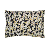 Pop Pop Black Single Pillowcase