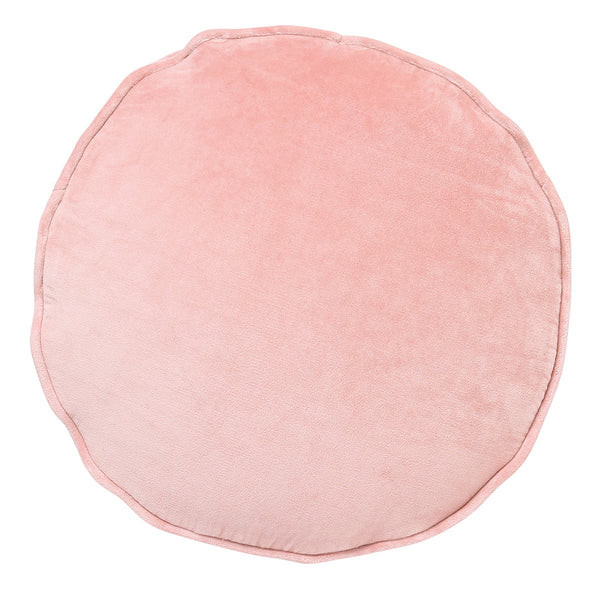 Rose Velvet Pea Cushion