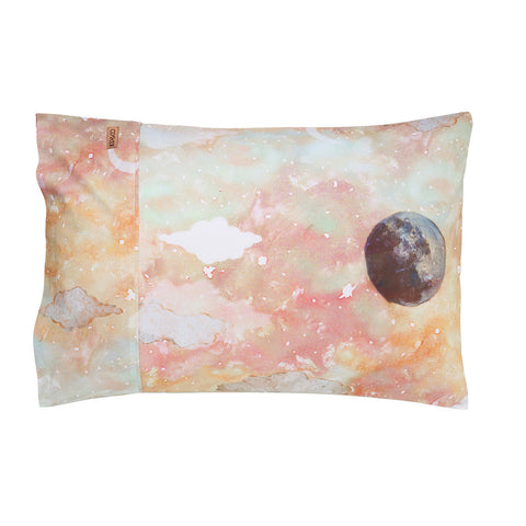Starry Day Single Pillowcase