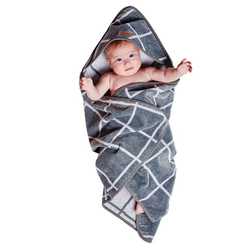 Crossroad Velour Baby Towel