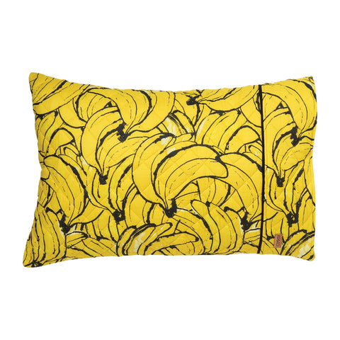 Bananas Quilted Single Pillowcase
