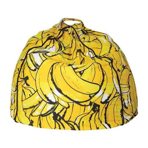 Bananas Canvas Beanbag