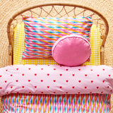 Straws Single Pillowcase