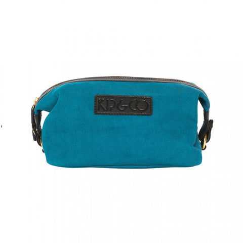 Teal Toiletry Bag