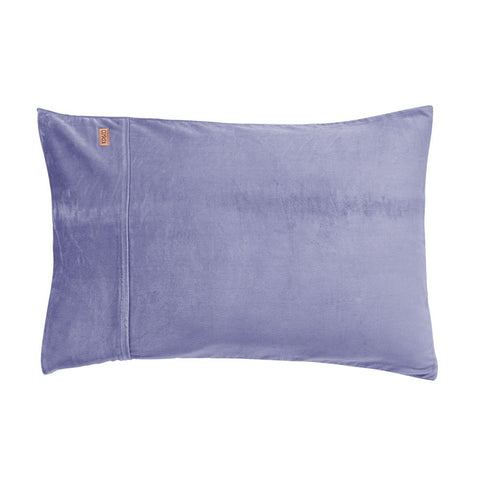 Marine Velvet Pillowcase Set