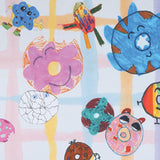 Donut Eat Me Flat Sheet - Single