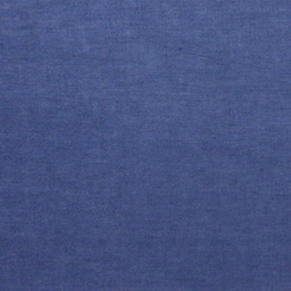Indigo Linen Fitted Sheet