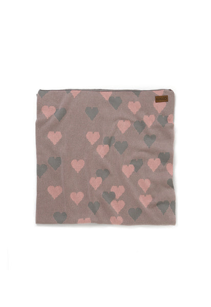 Lover Pink Baby Blanket