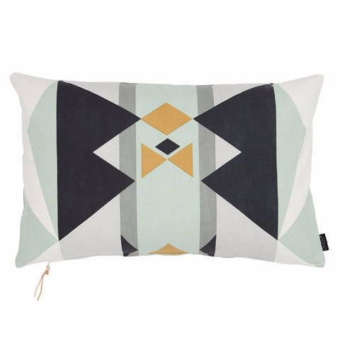 Boho Cushion in Mint by OYOY