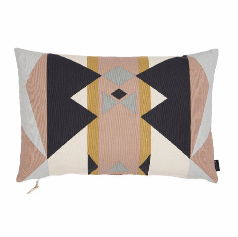 Boho Cushion in Powder by OYOY