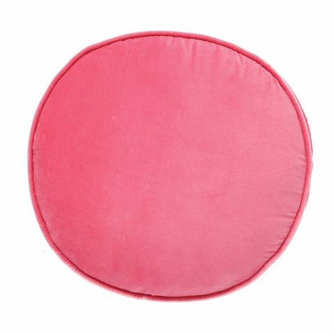 Candy Velvet Filled Pea Cushion