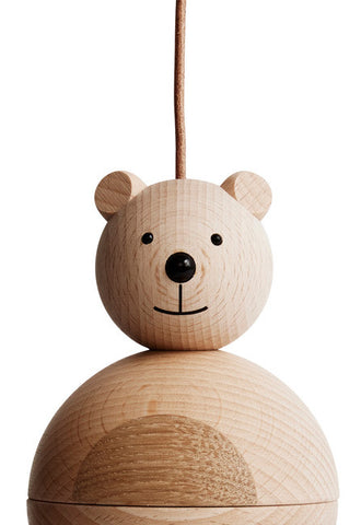 OYOY Wooden/Timber Bear