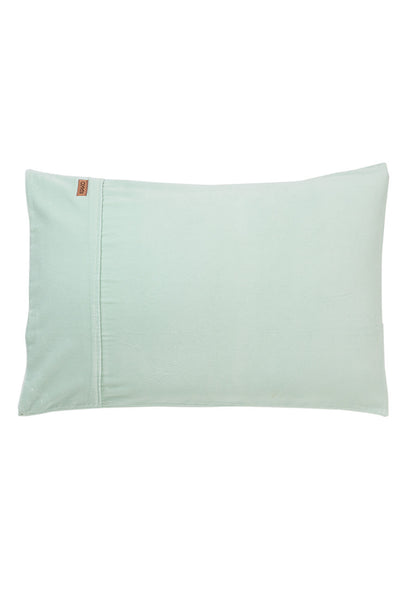 Sky Velvet Pillow Case Set