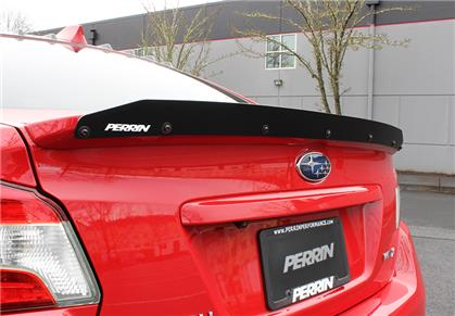 Perrin 2015 WRX/STi w/ Premium Wing Gurney Flap - Dialed In Racing