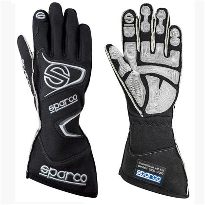 Sparco Gloves Tide H9 Size 11 Black - Dialed In Racing