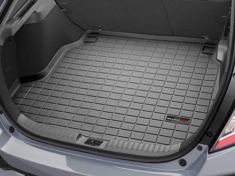 "WeatherTech 2017+ Honda Civic Hatchback (""Sport"" Model Only) Cargo Liner - Dialed In Racing"