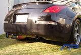 Agency Power Cat-Back Exhaust Nissan 350z - Dialed In Racing