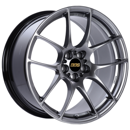 BBS RF 18x9 5x100 ET45 Diamond Black Wheel - Dialed In Racing