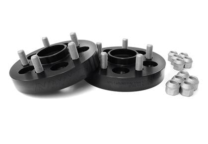 Perrin Subaru 5x100 25mm Wheel Spacers (One Pair) - Dialed In Racing
