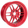 Enkei RPF1 17x9 5x114.3 22mm Offset 73mm Bore Competition Red Wheel - Dialed In Racing