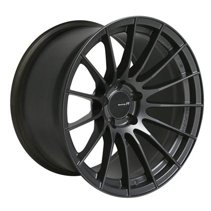 Enkei RS05-RR 18x9.5 43mm ET 5x100 75.0 Bore Matte Gunmetal Whee - Dialed In Racing