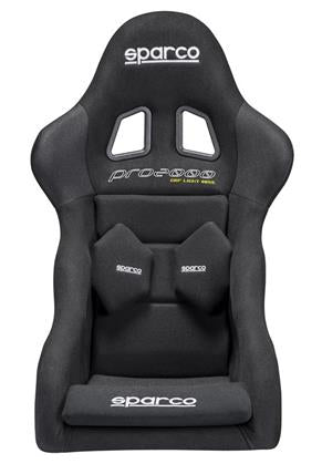 Sparco Seat Pro 2000 Lf Black 2017 - Dialed In Racing
