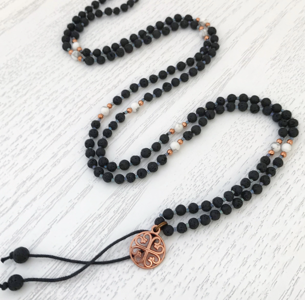 KARMA NECKLACE - PATIENCE