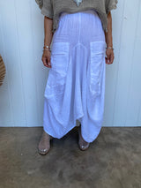 AMY SKIRT - WHITE