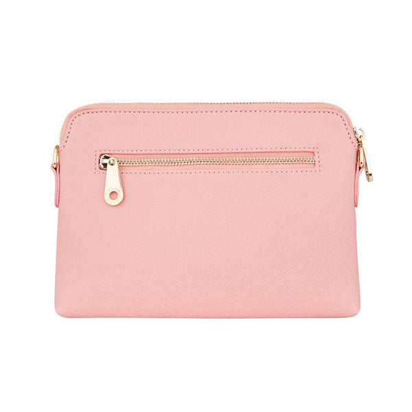 BOWERY WALLET - CARNATION PINK
