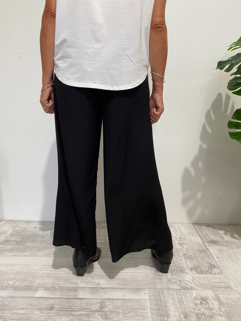 THE VALENTINA PANT - BLACK