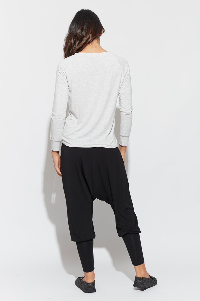 THE LANA PANT - BLACK