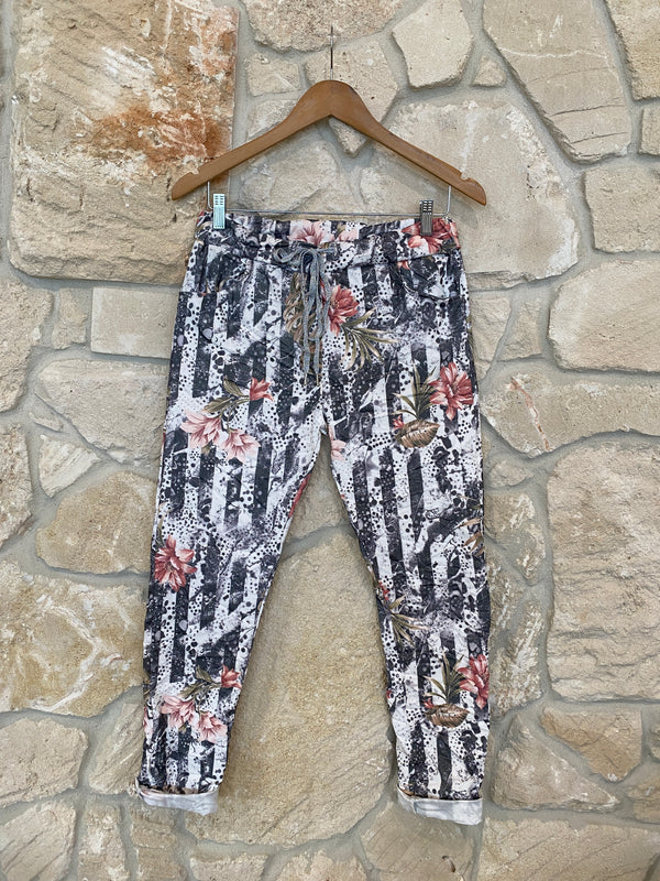 FLORENCE STRETCH JOGGER