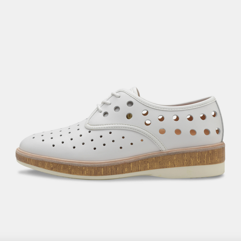 DERBY CORK PUNCH - WHITE