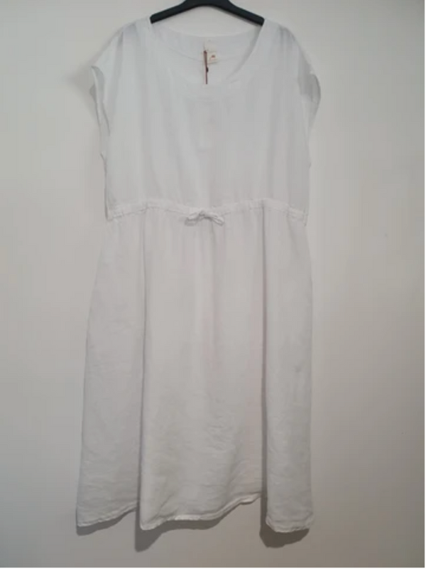 AMIRA DRESS - WHITE