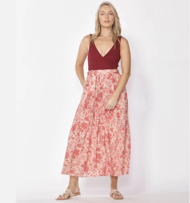 HONEYMOONERS SKIRT - PALERMO