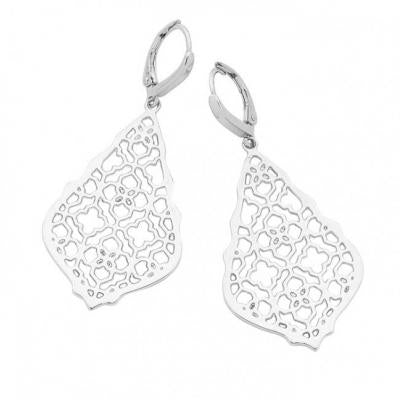 CATALINA EARRING - SILVER