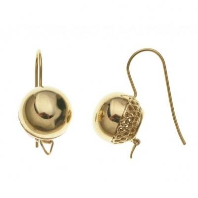 CHELSEA EARRINGS - GOLD